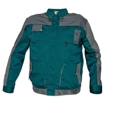 Cerva MAX EVO kabát zöld/szürke 48