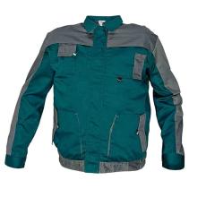 Cerva MAX EVO kabát zöld/szürke 56