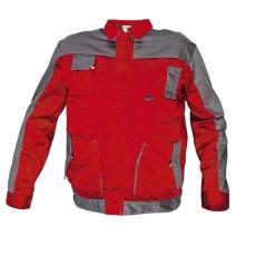 Cerva MAX EVO kabát piros/szürke 52