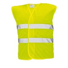 Cerva LYNX jólláthatósági mellény sárga XXXL