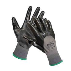 Cerva FIELDFARE kesztyű nylon/nitril 3/4 - 10