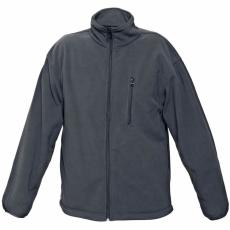 FF BE-02-004 fleece kabát szürke L