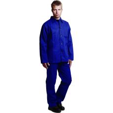 FF BE-01-001 set (kabát+nadrág) kék 50