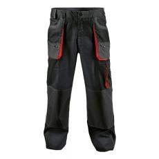 FF BE-01-003 derekas nadrág fekete/piros 62