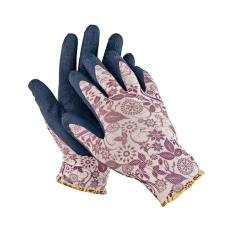 Cerva PINTAIL mártott nylon kesztyű lila - 9