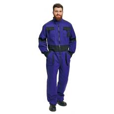 Cerva MAX overall kék/fekete 50