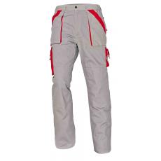 Cerva MAX nadrág szürke/piros 54
