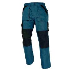 Cerva MAX nadrág zöld/fekete 44