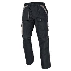 Cerva MAX nadrág fekete/szürke 56