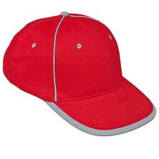 Cerva RIOM baseball sapka piros