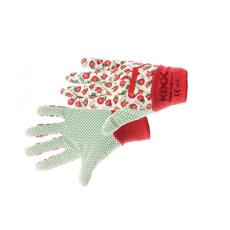 Kixx FRESH FRUIT textil kesztyű pöttyös piros - 8