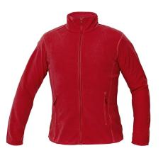 Cerva GOMTI női polár kabát piros M