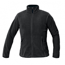 Cerva GOMTI női polár kabát fekete XL