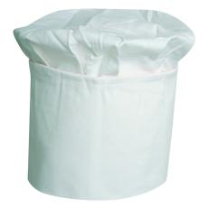 Cerva CASSIO szakácssapka fehér - 54