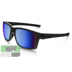 OAKLEY Mainlink Polished Black Prizm Salt Water Polarized