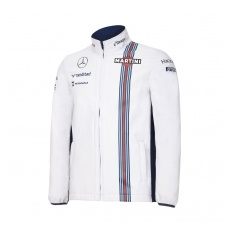Williams Martini Racing női kabát Softshell white Team 2016 - L