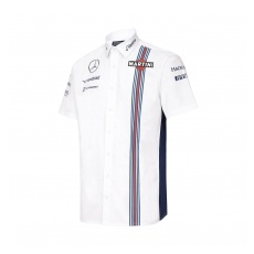 Williams Martini Racing férfi ing Replica white 2016 - M
