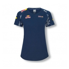Puma Red Bull Racing női póló Teamline 2016 - XS