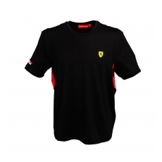 Branded Ferrari férfi póló Performance black F1 Team 2016 - XXL