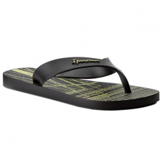 Ipanema Vietnámi papucsok IPANEMA - Deck Ad 25662 Black/Yellow 24406