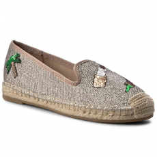 Guess Espadrilles GUESS - Greace FLGRC2 FAM14 GOLD