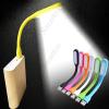 USB billentyűzet világító LED lámpa hordozható kivitel Power Bankhoz