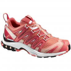 Salomon Shoes Xa Pro 3D W Multisport cipő D (SA-L39327500-q_500-Living Cor_Wh)