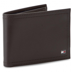 Tommy Hilfiger Nagy férfi pénztárca TOMMY HILFIGER - Harry CC Flap And Coin Pocket AM0AM01259 244