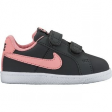 Nike Court Royale gyerek sportcipő, Anthracite/Bright Melon, 25 (833656-002-8c)