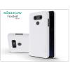 Nillkin LG G6 H870 hátlap képernyővédő fóliával - Nillkin Frosted Shield - fehér