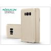 Nillkin Samsung G950F Galaxy S8 oldalra nyíló flipes tok - Nillkin Sparkle - gold
