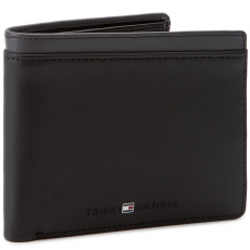 Tommy Hilfiger Nagy férfi pénztárca TOMMY HILFIGER - Color Block Cc Flap And Coin Pocket AM0AM01840 901