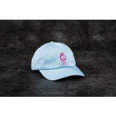 HUF x Pink Panther 8 Ball Dad Cap Light Blue
