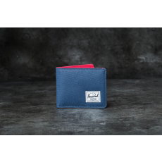Herschel Supply Co. Roy PL + Coin Wallet Navy/ Red