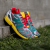 ADIDAS ORIGINALS adidas ZX Flux Weave Equipment Green/ Yellow/ Red