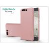 Huawei Huawei P10 Plus hátlap képernyővédő fóliával - Nillkin Frosted Shield - rose gold