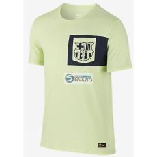 Nike Póló Nike Barcelona Crest Tee M 832658-344