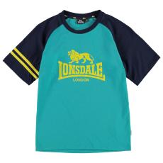 Lonsdale Póló Lonsdale Large Logo Raglan gye.