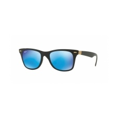 Ray-Ban RB4195 631855 WAYFARER LITEFORCE MATTE BLACK BLUE FLASH napszemüveg