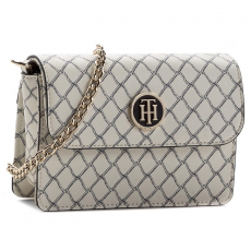 Tommy Hilfiger Táska TOMMY HILFIGER - American Icon Mini Crossover Net AW0AW04026 901
