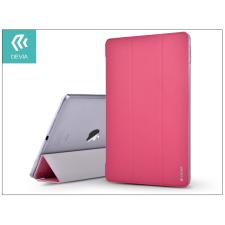 Devia Apple iPad 9.7 (2017) védőtok (Smart Case) on/off funkcióval - Devia Light Grace - pink tok és táska