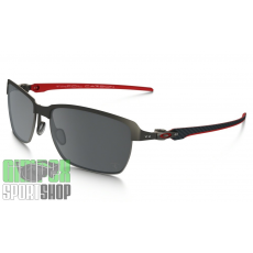 OAKLEY Tinfoil Scuderia Ferrari Collection Carbon Black Iridium Polarized
