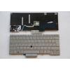 HP EliteBook 2760p ezüst magyar (HU) laptop/notebook billentyűzet