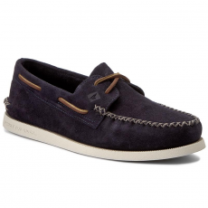Sperry Mokaszin SPERRY - A/O Wedge Suede STS15142 Navy