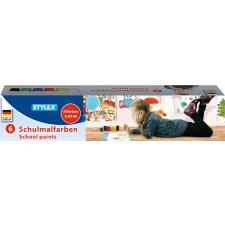 STYLEX Schreibwaren GmbH Stylex tempera készlet 6db x 20ml tempera