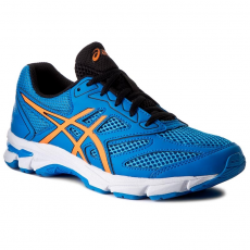 Asics Cipők ASICS - Gel-Pulse 8 GS C625N Diva Blue/Shocking Orange/Black 4330