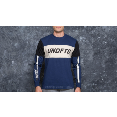 Undefeated Racer Longsleeve Jersey Blue