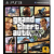 Take2 Grand Theft Auto V (PS3)