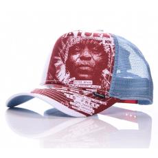 DJinns HFT CAPS IOI SATURN baseball sapka (piros)