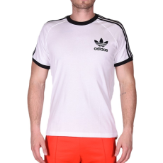 Adidas CLFN TEE, fehér férfi póló